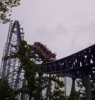 Millennium Force Cedar Point Review