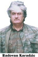 Radovan Karadzic - Indicted Serb War Criminal, Mastermind of Srebrenica Massacre, 7/11 1995.