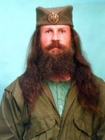 Here is what typical Chetnik or Serb Soldier Looks Like - Photo Taken from Zoran Radovanovic's Website, Chetnik who Brags about Being Chetnik