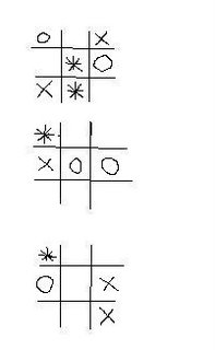 Blog Eight: How To Play 3 Player Noughts and Crosses