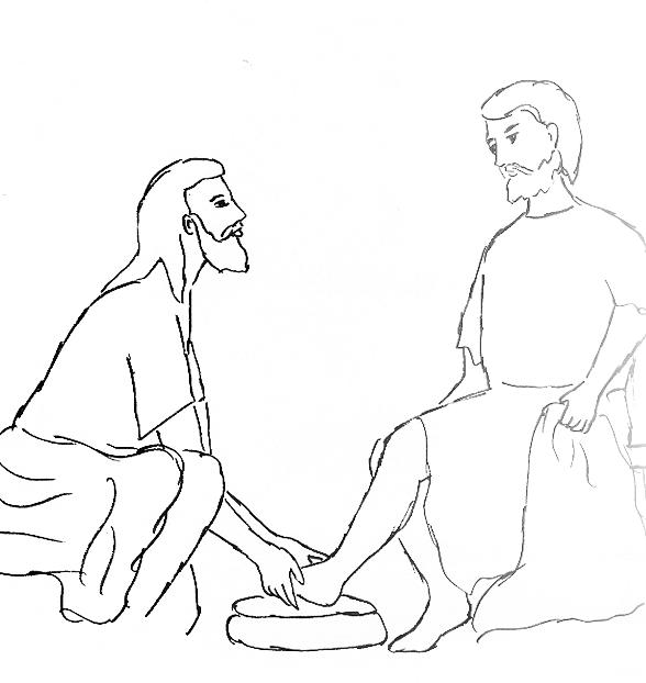 Just As I Am: Sunday School Lesson: Serving Others