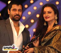 Vikram gets Best Actor from one of the Best Actress