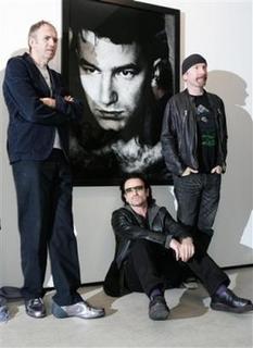 Anton Corbijn y U2 en New York