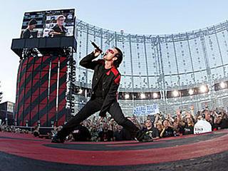 Bono in Oslo