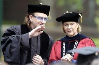 Bono's hats 16