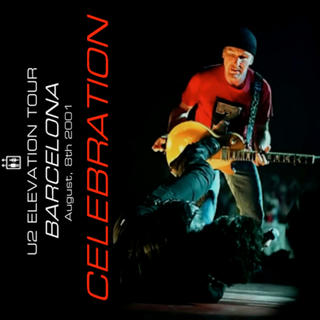 U2 Barcelona : Elevation Tour