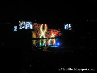 U2 vertigo Tour Barcelona6