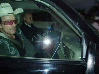 Bono in Miami
