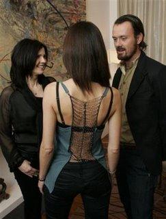 Bono, Ali y EDUN 1
