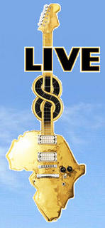 LIVE 8 in DVD