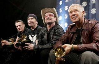U2 Grammy 2006 2