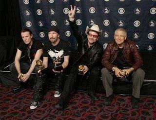 U2 Grammy 2006 1
