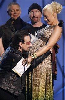 U2 Grammy 2006 5