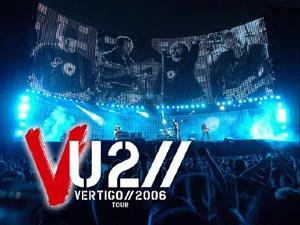 U2 Vertigo 2006 Australia