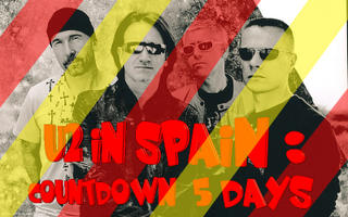 U2 in Spain