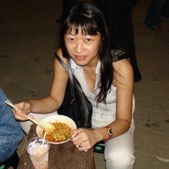 Amazing Noodle Chair Desk Base Thailand Delicious Chiang Mai Noodles At The Festival