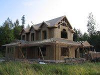 domiciliate: Porch Roof Framed