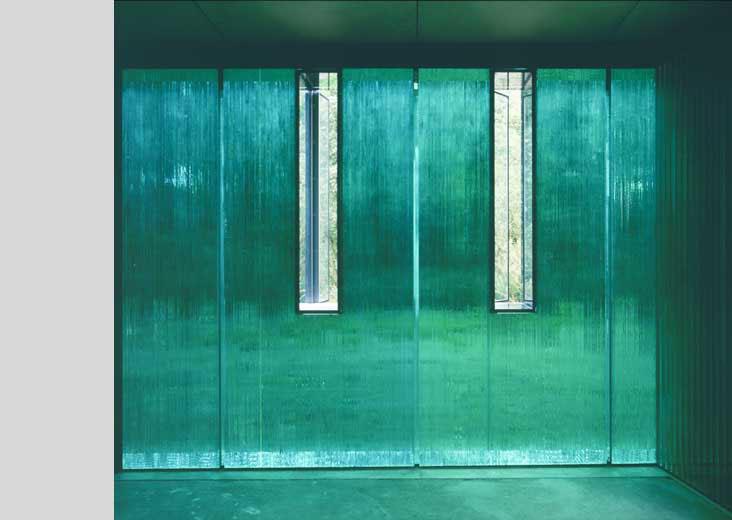Red Door Laminata  House of Glass Kruunenberg Van der Erve Architecten