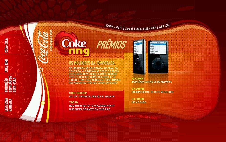 Coke Ring