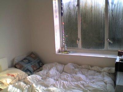 Fogged windows