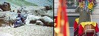 Diecisiete militares españoles perdieron la vida en la región de Herat (Afganistán) el 16 de agosto al estrellarse el helicóptero en el que viajaban