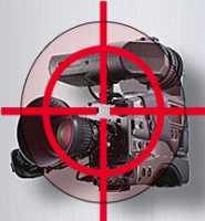 ^Por desgracia, los periodistas siempre en el ojo del huracán