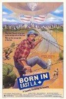 Born in East LA poster