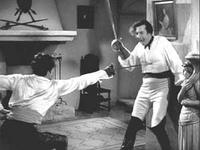 Zorro kills Pasquale