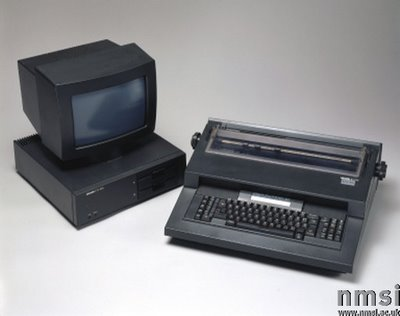 1980s word processor