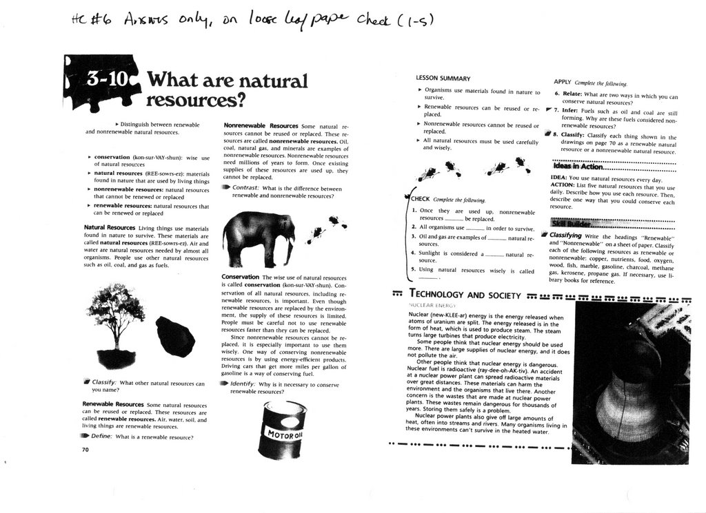 Dr. Gayden's Science Class: March 2006