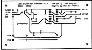 Electronics, Circuit Diagrams and Schematics: PC To TV
