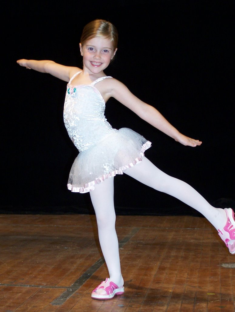 raising angels ballerina girl