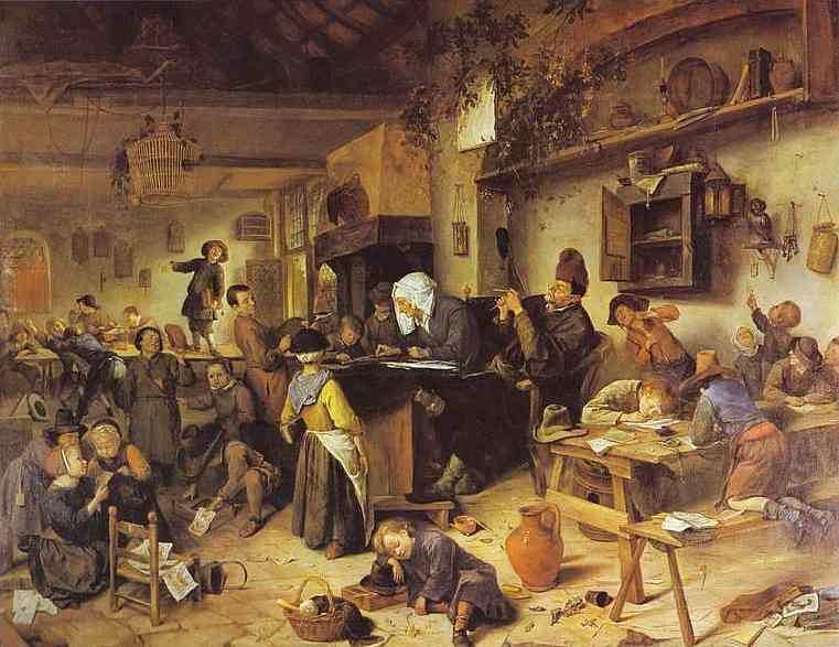 Huishouden van Jan Steen