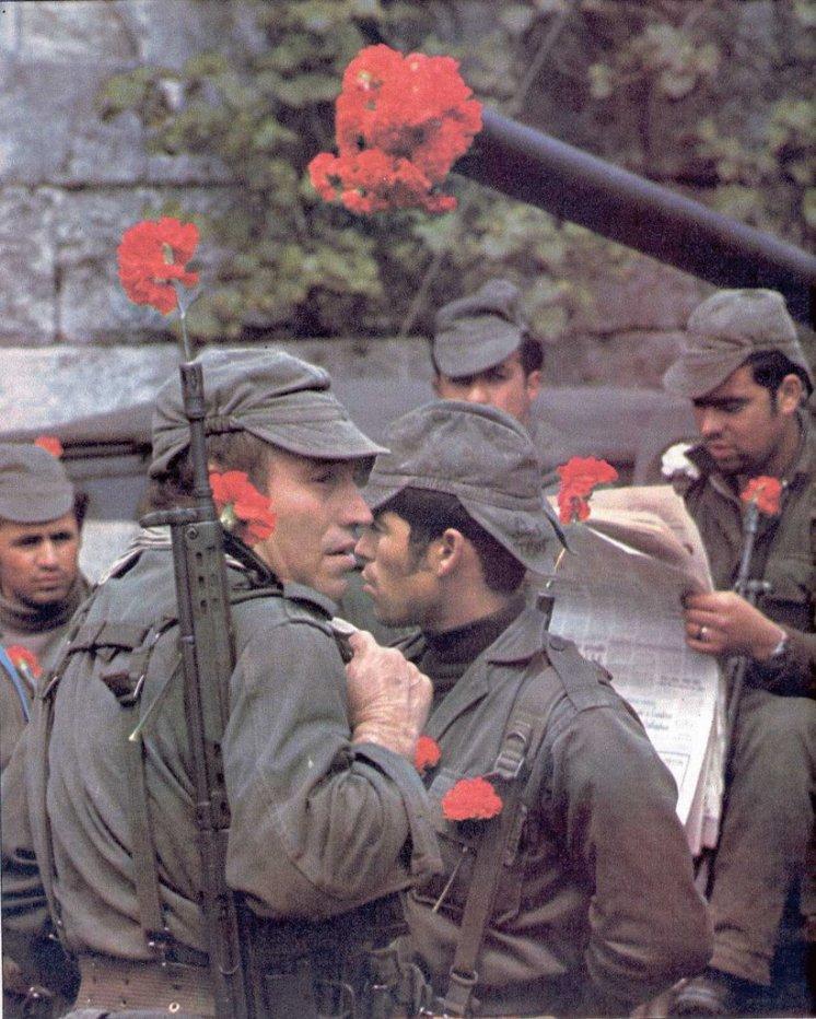 40 ANOS DA REVOLUÇÃO DOS CRAVOS – PCB – Partido Comunista Brasileiro
