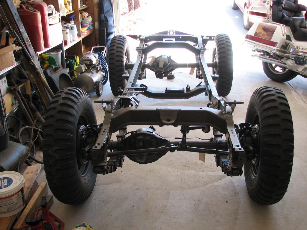 hight resolution of my m38a1 jeep rebuild project