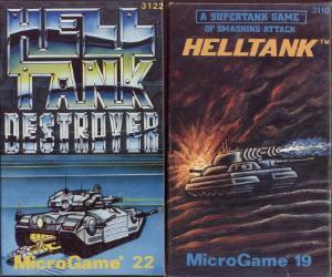 Covers: Helltank and Helltank Destroyer