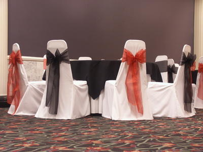 couture chair covers and events steelcase leap designs