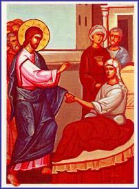 Mark 1 29 39 : Preachrblog:, Sermon, Epiphany, 1:29-39