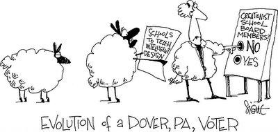 PREA PREZ: Evolution of a Dover Voter.
