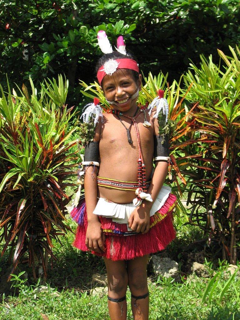 Papua New Guinea The Trobriand Islands