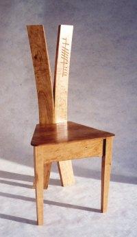 Tiernan Roe Fine Woodworking: Chairs from Tiernan Roe Fine ...
