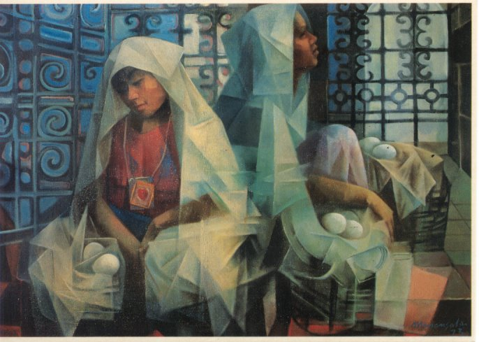 Image Result For Contemporary Filipino Painting Made In The Last Years