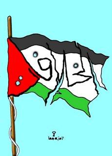 Afbeeldingsresultaten voor palestine flag torn