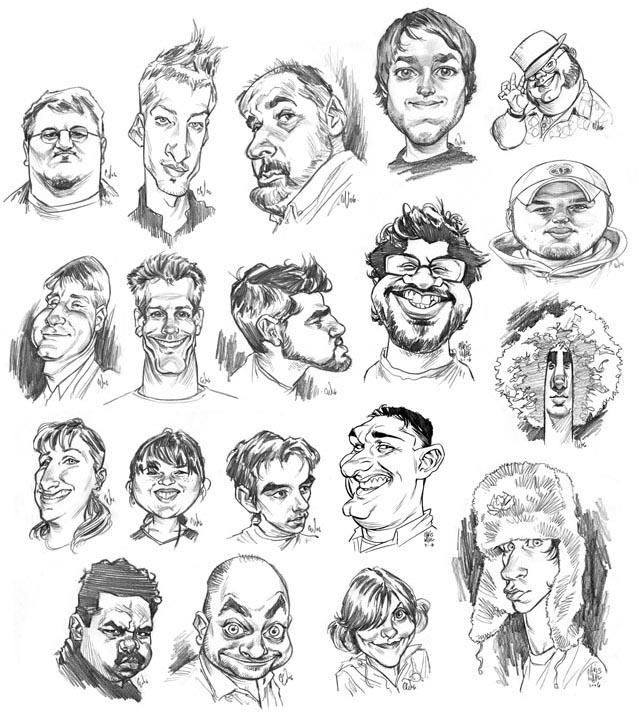 Chris Wahl Illustration Blog