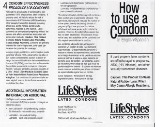 2sides2ron: Instructions on How to Use a Condom