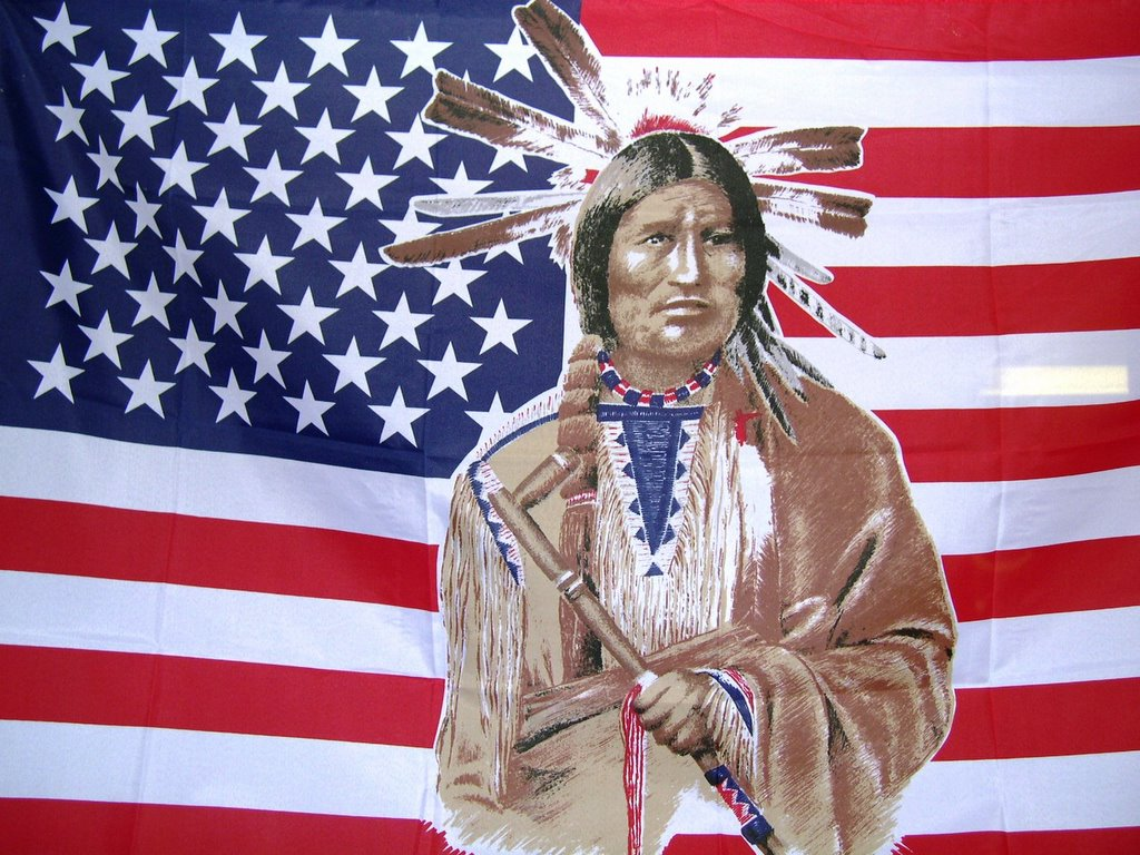 ABD Kızılderililerin topraklarına nasıl kondu? ile ilgili görsel sonucu