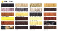 Hair Coloring Mixing Chart Dark Brown Hairs Of Hair Color ...