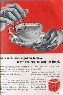 Brooke Bond Tea
