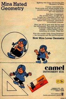 Camel Instrument Box