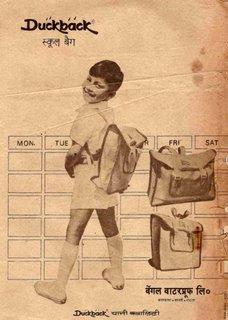 Duckback School Bags